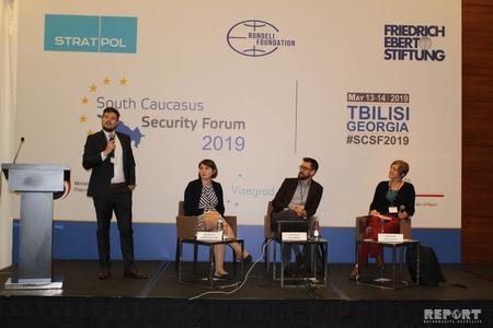 Tbilisidə regional forumda Dağlıq Qarabağ münaqişəsi ilə bağlı sessiya narazılıq yaradıb