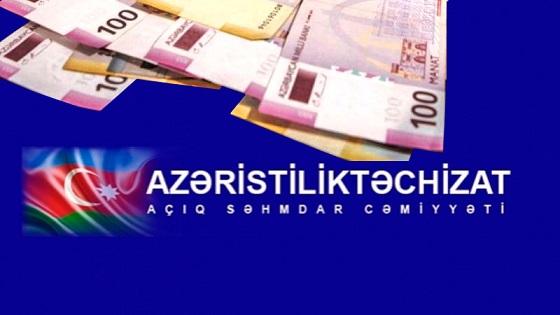 """""""Azəristiliktəchizat"""" siyasi partiyanı maliyyələşdirir? -"""