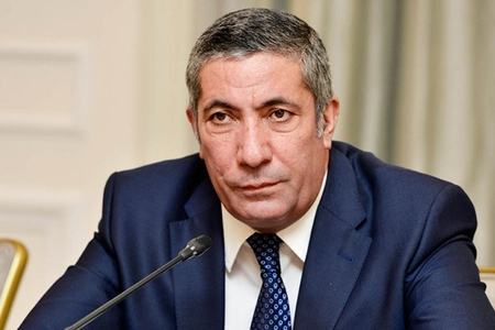 """""""Azərbaycan xalqı Mehriban Əliyevaya böyük rəğbət və sevgi ilə yanaşır"""" - Siyavuş Novruzov"""