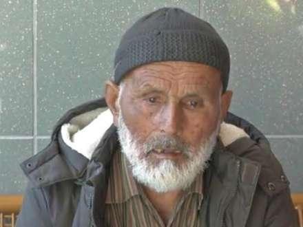 110 yaşlı qaçqın Əfqanıstandan Almaniyaya piyada getdi (FOTO)