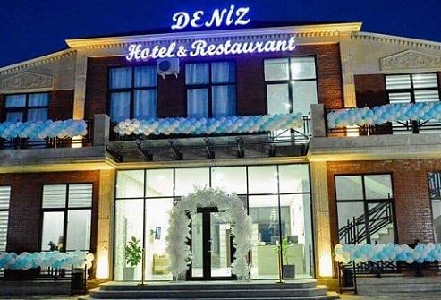Lənkəran icra başçısının oğlunun 5 milyon manatlıq oteli istifadəyə verildi - Fotolar